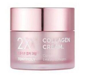Tonymoly 2xr Collagen cream 50ml Anti Aging Wrinkle Moisture Elastic care