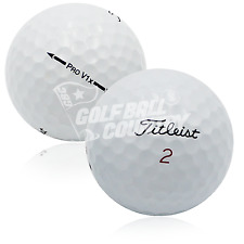 24 Titleist Pro V1x Near Mint AAAA Used Golf Balls - FREE Shipping