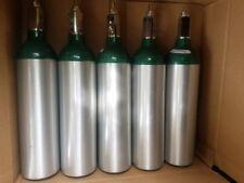 Medical Oxygen Tank Compressed UN 1072 Empty Cylinder. BRAND NEW