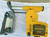 DeWalt DWH303DH HEPA Dust Extractor *Cleaned* 30 day warranty *Filter # DWH302DH