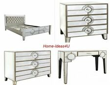 Contemporary Bedroom Furniture Sets with Mirror