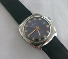 Mervos Wristwatch Automatic - Calender - Central Seconds - 35Mm Diameter -