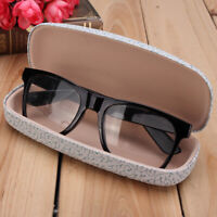Shockproof Vine Spectacle Eye Glasses Hard Case Sunglasses Box Container