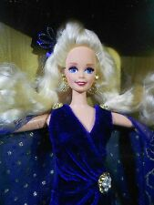 Barbie Special Edition 1995 Sapphire Dream Barbie – MIMP – Mattel