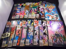 Marvel New Universe Psi-Force #1-8 #10 11 25 27 28 29 30 and 32