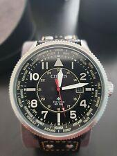 Citizen Promaster Nighthawk eco drive BX1010-53E Watch New