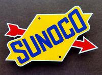 SUNOCO SIGN -  Garage Decor - NASCAR - Racing Logo - Automobilia - Petrolania
