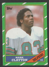 1986 TOPPS FOOTBALL - YOU PICK #1 - #200 NMMT FREE SHIPPING