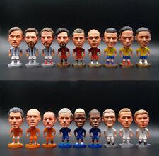 World Cup Mini Soccer Figure Football Figure Fans Collection Messi Ronaldo Bale