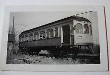 USA838 - TOLEDO INTERURBAN Railroad Co - TROLLEY CAR No21 PHOTO Ohio