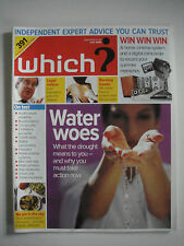 Which? Magazine July 2006 - Bread Makers - Pub Measures - Travel Cots -Freezers