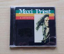 MAXI PRIEST - A COLLECTION - CD SIGILLATO (SEALED)
