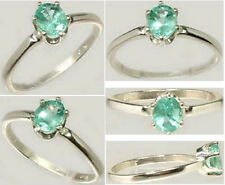 19thC Antique 2/3ct Siberian Emerald Sacred Greek Earth Goddess Aphrodite Venus