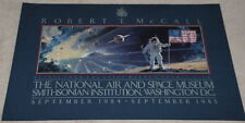 """Vintage Print """"AIR AND SPACE MUSEUM.  34"""" X 22"""" Unsigned Artwork Reproduction"""