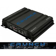Crunch GPX-500.2 2 Channel Amplifier, 2 x 250 Watt Max. Crunch Gpx500. 2