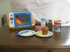 Fisher Price Fun with Food Toaster Oven Rising Muffin 3