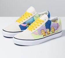 Vans Simpsons The Bouvier Sneakers Size 6.5 Mens (8 Womens)