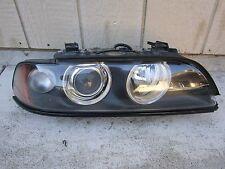 d61206 BMW 525i 530i 545i 2001 2002 2003 RH xenon HID headlight OEM
