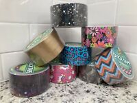 DUCK Tape 1.88in x 10yd Craft Duct Tape, Fresh