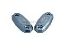 Tappi Fori Specchio Honda CBR954 RR 02-03 Mirror Hole Caps Spiegel teile EVOTECH