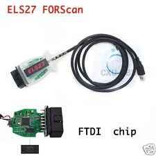 2017 ELS27 FORScan Scanner OBD2 Diagnostic For Ford F150 Focus fast delivery