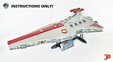 LEGO Star Wars UCS Venator-class Star Destroyer, 75252-scale INSTRUCTIONS ONLY