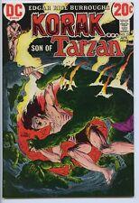KORAK, SON OF TARZAN #51 - DC - Kubert