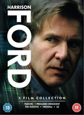 Brian Dennehy, Tommy Lee Jones-Harrison Ford Collection  (UK IMPORT)  DVD NEW