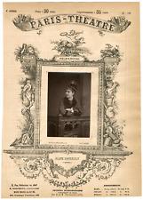 Lemercier et Cie, Paris-Théâtre, Alice Regnault née Augustine-Alexandrine Toulet