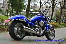 REVO M109R M1800R VZR1800 Monster 6″ 2-1 Super Deep Sound Exhaust