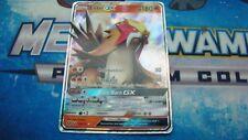 ~Pokemon Ultra Rare Holo Foil Full Art Entei GX Card 10a/73 SM Shining Legends