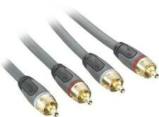 Rocketfish 4' Stereo Audio RCA Cable RF-G1210