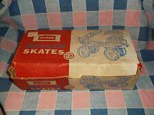 Vintage Globe Roller Skates Marvel Beginners Ages 2 to 5 Unused to Gently Used