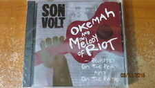 SON VOLT, Okemah & The Melody of Riot, Revisited On The Road, Radio PR 2 CD NEW