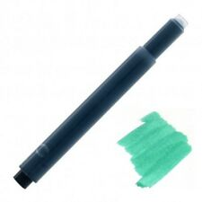 20 - Fountain Pen Refill Ink Cartridges for Lamy Pens, Green Fields, IFT Treated