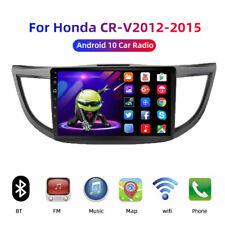 10.1'' Android 10 Car Stereo Radio GPS Navi Wifi Mp5 player for Honda CRV2012-15