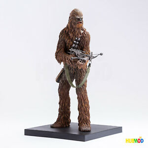 Kotobukiya ARTFX+ Star Wars Chewbacca 1/10 Scale Statue Figure Rare!