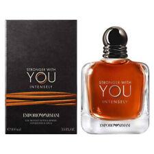 EMPORIO ARMANI STRONGER WITH YOU INTENSELY EDP EAU DE PARFUM 100ML/3,4OZ Spray