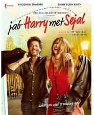 Jab Harry Met Sejal (Hindi DVD) (2017) (English Subtitles) (Brand New DVD)