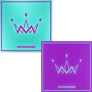 MAMAMOO PURPLE 5th Mini Album Random Ver CD+Photobook