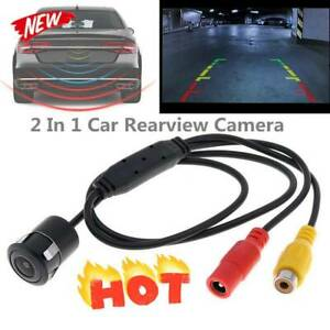 Car Rear View Backup Camera With IR Night Vision Full HD 170° secur Reverse Hot