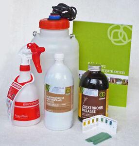 FKEa, Fermenter Einsteiger Set 2 Liter  Behälter+ Multitop (FKE Urlösung), Tiere