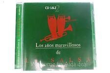 los anos maravillosos de salsa volume 3 2 CD's 1999 Universale