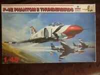 Esci 1:48 McDonnell Douglas F-4E Phantom Thunderbirds USAF