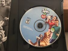 Sims 2 Pets Expansion Bundle incl Nightlife Expansion SIMS3 Ambition & World Adv