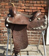 "Billy Cook Saddlery 15"" Western Saddle"