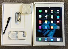 #NEW como # Apple Ipad 2 Pantalla Retina 64 GB Air Wi-Fi, Plata + Extras