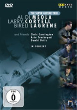Super Guitar Trio and Friends  DVD NUOVO