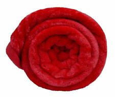 Édredons et couvre-lits rouges, 200 cm x 200 cm
