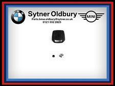 BMW Genuine Rear Seat Isofix Cover Black 52207319686 Series 1 2 3 F20 F21 F30